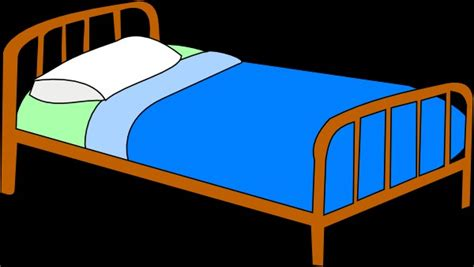 clip art bed free bed clipart pictures clipartix