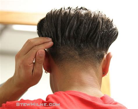 Hairstyles For D Hair by Pauly D Hairstyles