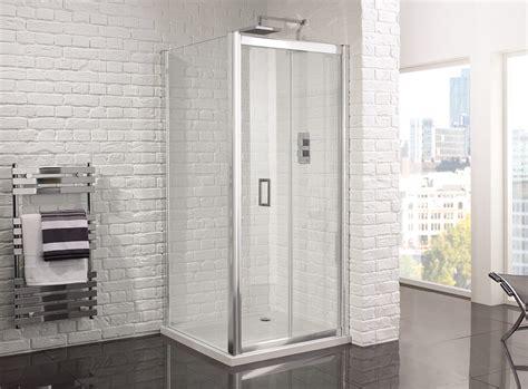 Shower Door Manufacturers Uk Aquadart Venturi 6 900mm Frameless Bifold Shower Door