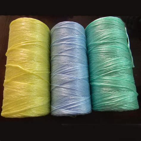 Pp Yarn by Pp Blue Baler Twine From Fibrillated Yarn Buy Blue Baler