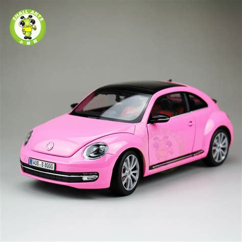 volkswagen car models 1 18 scale vw volkswagen new beetle diecast car model