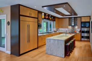 Kitchen Ceiling Lighting Design Plasterboard Suspended Ceiling Systems For The Kitchen