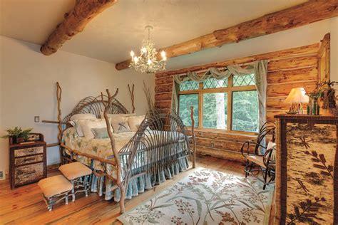 cabin bedroom cabin log bedrooms panda s house