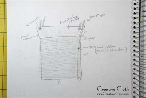 pattern drafting for handbags how i design bags and purses part 2 drafting the pattern