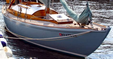 small boats for sale ny 1956 swedish wood sloop sail boat for sale www
