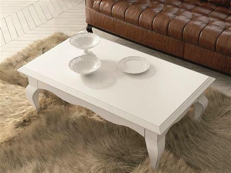 tavoli laccati bianchi tavolino basso laccato da salotto symfonia tavolino