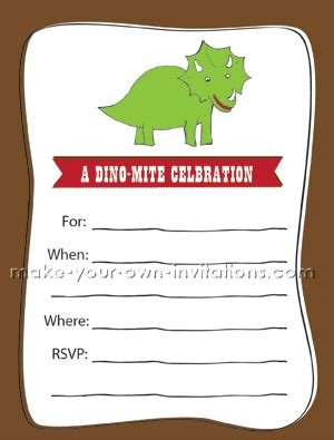 Dinosaur Birthday Card Template by Freebie Friday Free Dinosaur Printables S
