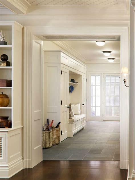 downstairs entryway, mud room   Inspiring Decor & Design