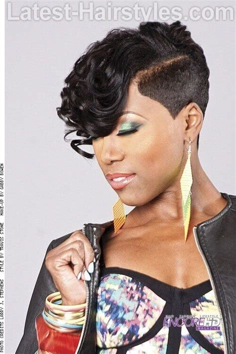images weave hairstles long front short back 15 short weaves that are totally in style right now