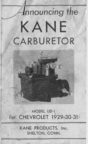 Kane Carb