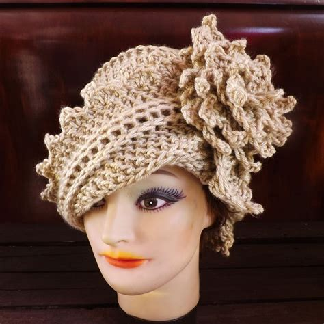 unique crochet hats crochet and knit