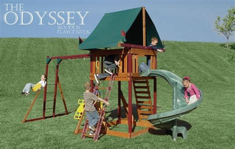 Adventure Playsets Recalls Swing Sets Detaching Frames