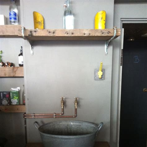 Exposed Plumbing Sink by 62 Best Ideas About Exposed Copper Pipes On