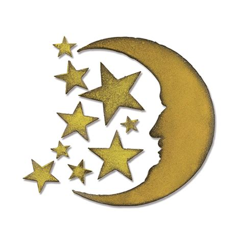 crescent moon templates images