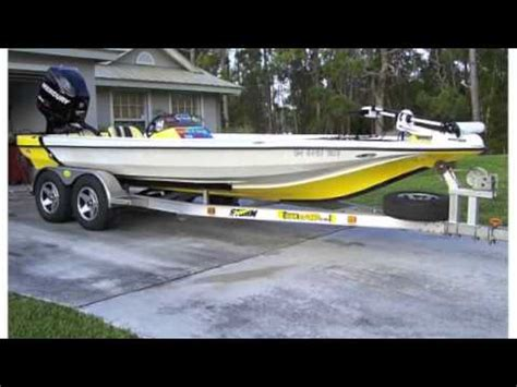 bass boat in storm storm boats youtube