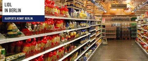 reale filiali lidl berlin lidl supermarkt berlin kauperts