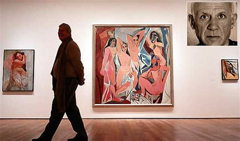 picasso paintings on titanic modernism hits 100 arts entertainment smh au