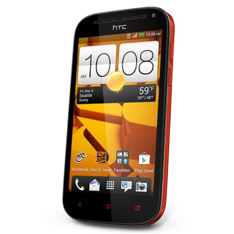 htc sv mobile htc one sv boost mobile