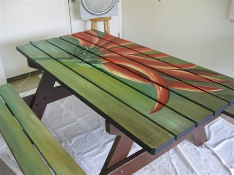 cool painted picnic tables cool painted picnic tables search picnic tables