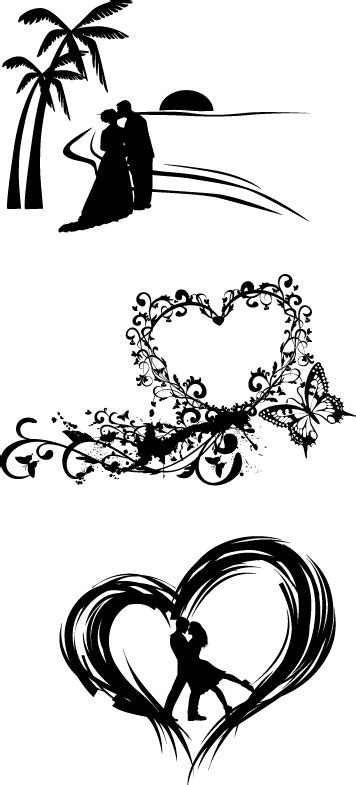 Wedding Cards Clip Free by Free Wedding Card White Designs Clipart Free
