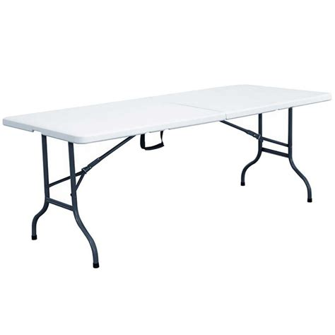 Table Pliante Valise 6233 by Table Pliante 12 Places Table De Banquet Mobeventpro