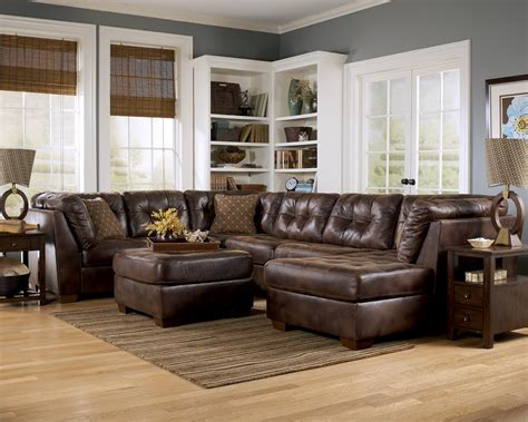 leather sectional sofa ashley faux leather sectional sofa ashley great faux leather