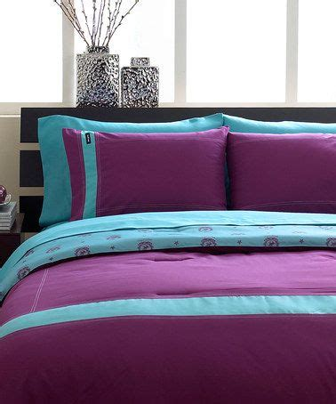 magenta bedding take a look at this magenta turquoise reversible