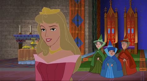 Stories To Enchant Five Tales To Delight Pink disney princess enchanted tales follow your dreams 2007 animation screencaps