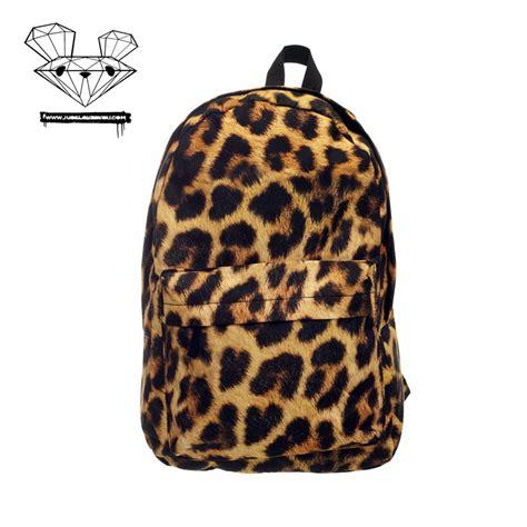 Leopard Print Backpack leopard print backpack judelovesyou