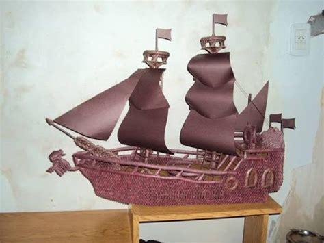 barco pirata origami origami pirate ship probuch