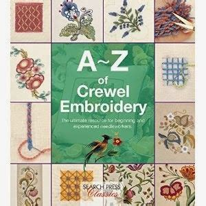 crewel embroidery a practical guide milner craft series books needle news and book reviews february 2015