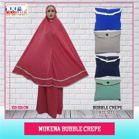 Bisnis Baju 5ribu bisnis mukena crepe murah grosir baju murah 5ribu