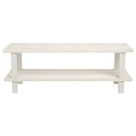 White Wood Shoe Rack by 2 Tier Shoe Rack Whitewash Furniture Store Review