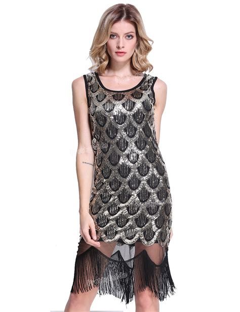 fashion outfits for women in their 20s prettyguide women 1920s great gatsby art deco sequin