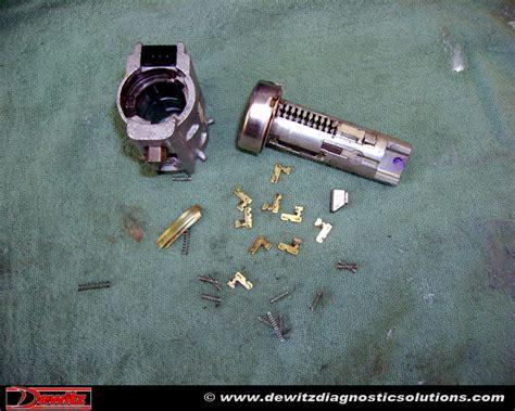 2008 impala door lock teardown gm s theft code b2960 key code incorrect but valid