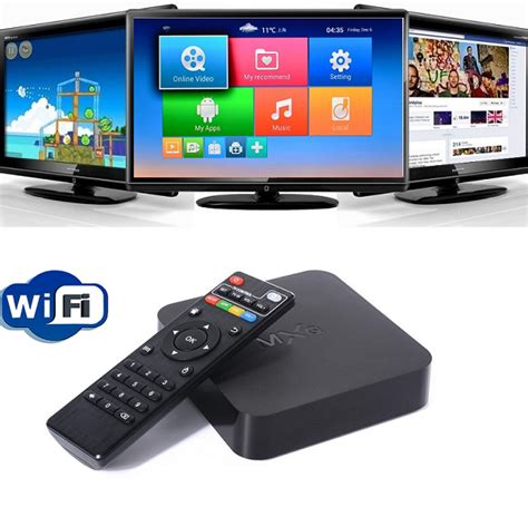 tv box android mxq android 4 4 smart tv box x onlien technological development