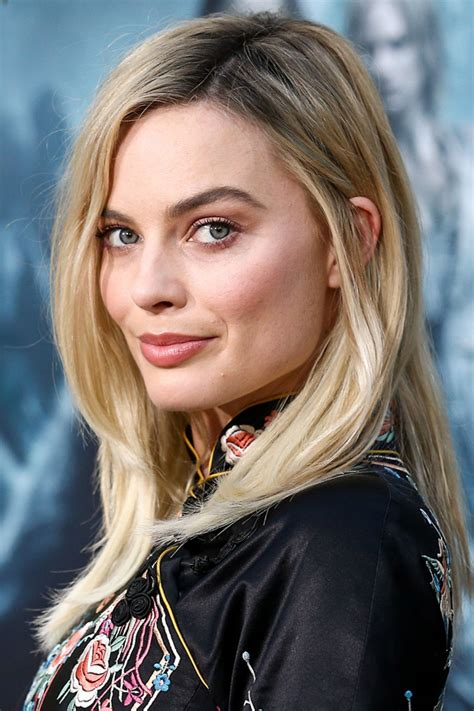 margot robbie haircut margot robbie s hair color get your perfect shade for