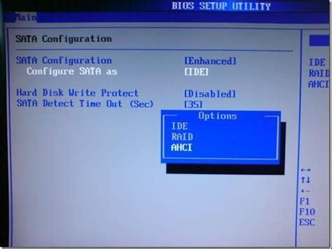 bios modo ahci windows 7,8,8.1 y 10 sin formatear youtube