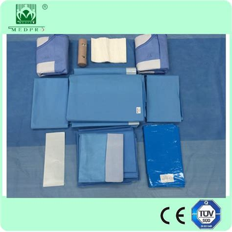 disposable surgical drape disposable sterile surgical hip drape pack with fluid