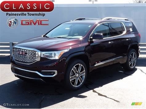 gmc acadia colors gmc acadia 2016 colors html autos post