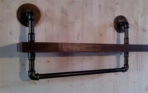 Shelf Fittings by Black Iron Pipe Fittings For Diy House Bookcase Shelf