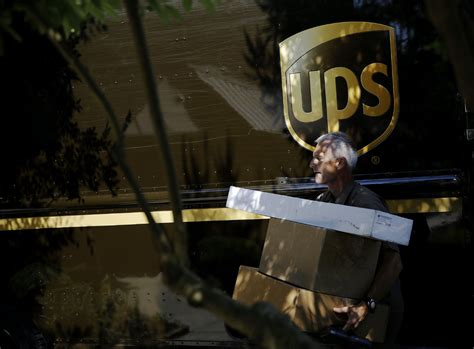 To False Records Ups To Pay 25 Million U S To Settle Lawsuit False