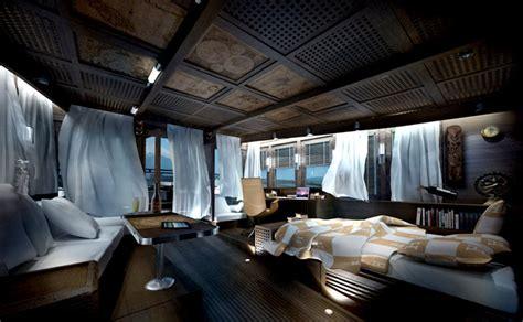 phinisi inspired luxury yacht zen destinasian