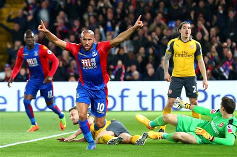 Arsenal Crystal Palace | crystal palace 3 0 arsenal premier league match report