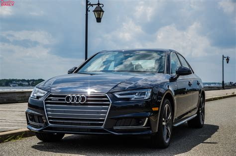 Test Audi A4 by Test Drive 2018 Audi A4 2 0t Quattro Of All Trades