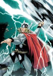 thunder books the mighty thor comic book tv tropes