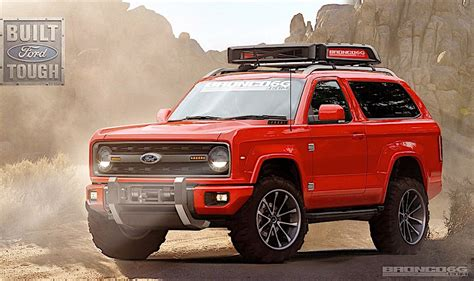 future ford bronco check out these amazing new ford bronco renderings 95