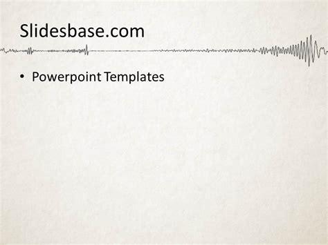 templates powerpoint earthquake lie detector powerpoint template slidesbase