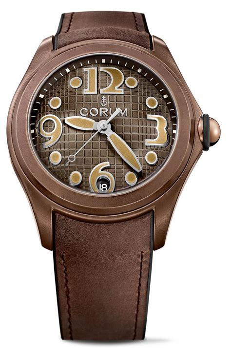 watches for corum bubble watch is back for 2015 ablogtowatch