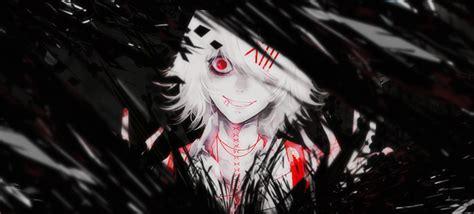 gambar juuzou suzuya tokyo ghoul the white joker gambar